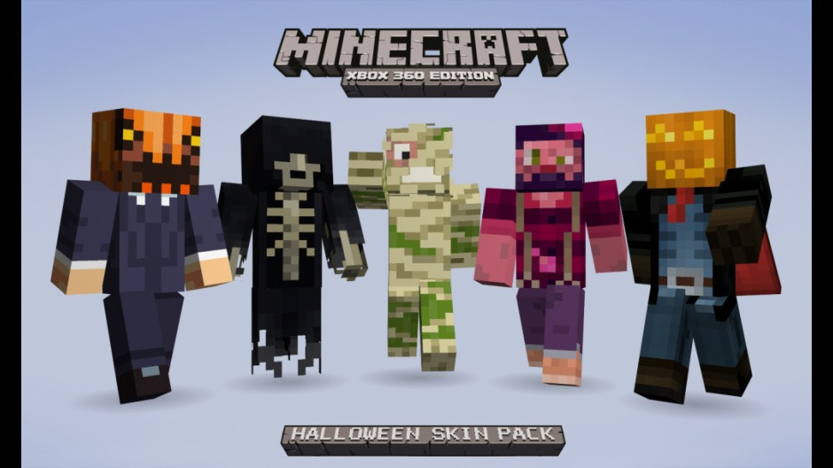 More Minecraft Skins For Halloween Call Yourself A Nerd - Skins para minecraft youtubers
