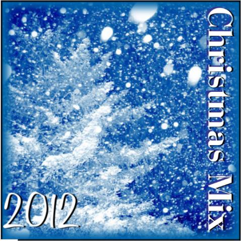 xmas album cover