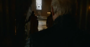 Tywin Lannister is back at King's Landing. His grandson sits atop the throne, but who has the power?